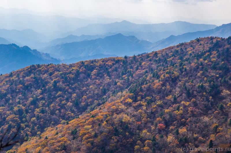 Осень в горах Сораксан