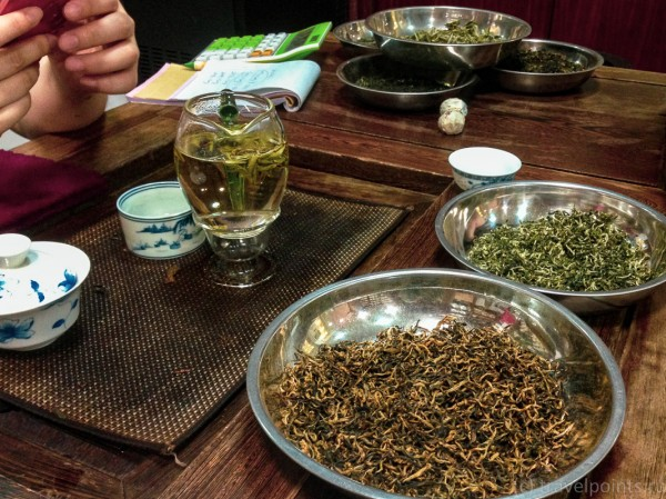 Чайный рынок Фанцунь