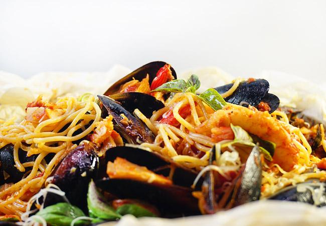 Как приготовить спагетти в