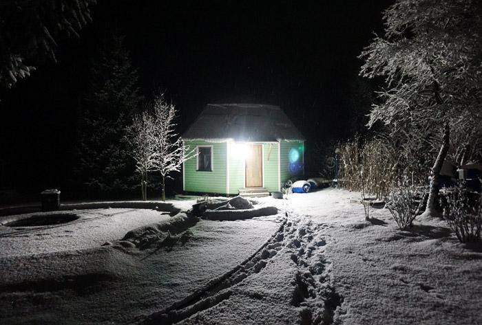 Как я скоротал зиму в деревне-3