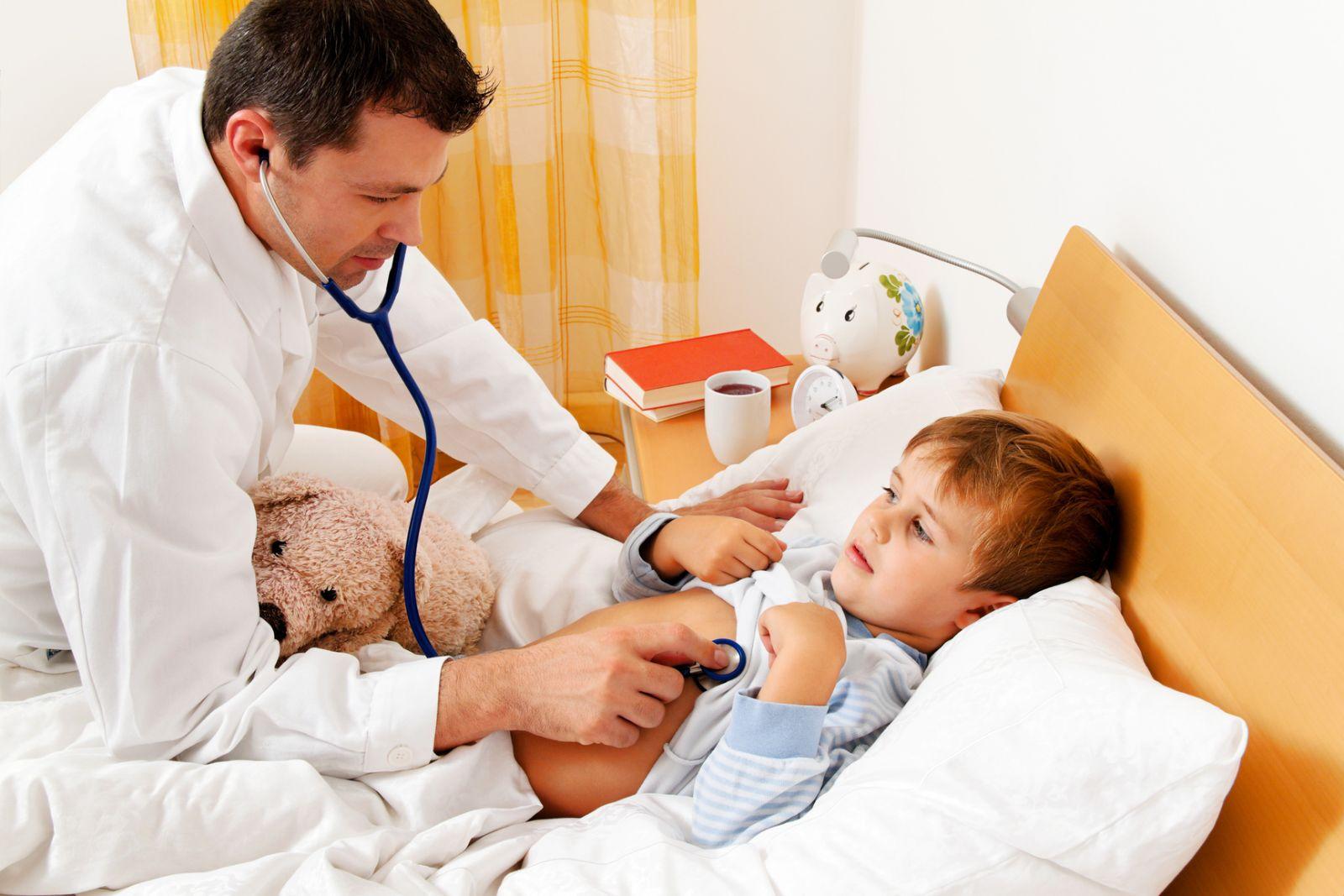 какой врач лечит паразитов человека