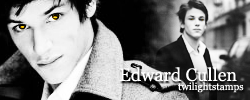 God has spoken. I am most similar to Edward! Yay, although totally unexpected.
