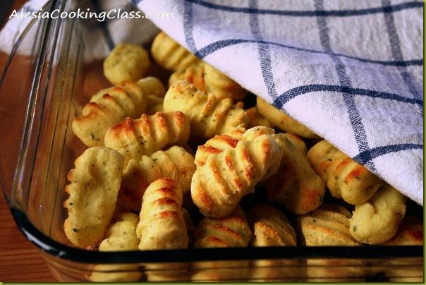 ньокки картофельные рецепты с фото