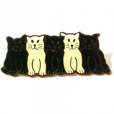 black-and-white-cat-litter-kittens-brooch