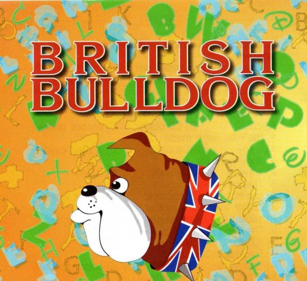 британский бульдог 2013