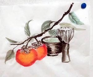 Японская живопись СумиЭ с Еленой Поповой