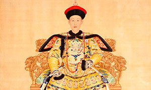 Император Китая Цяньлун