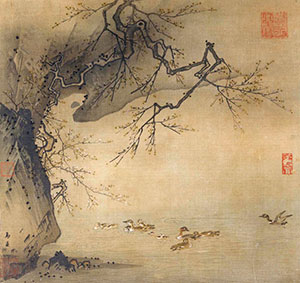 Ма Юань – китайский художник
