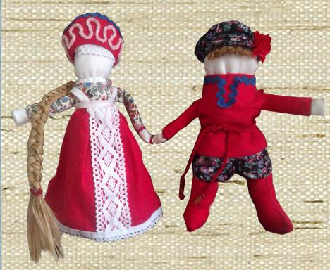 Зерновушка кукла своими руками