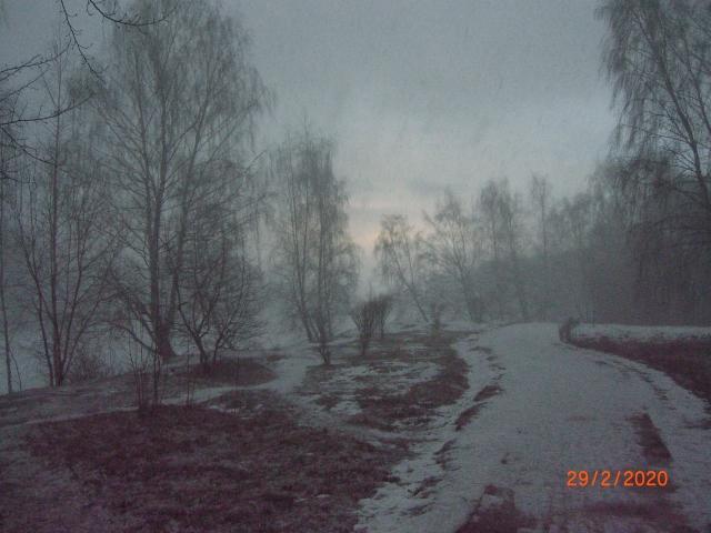 Снежная крупа