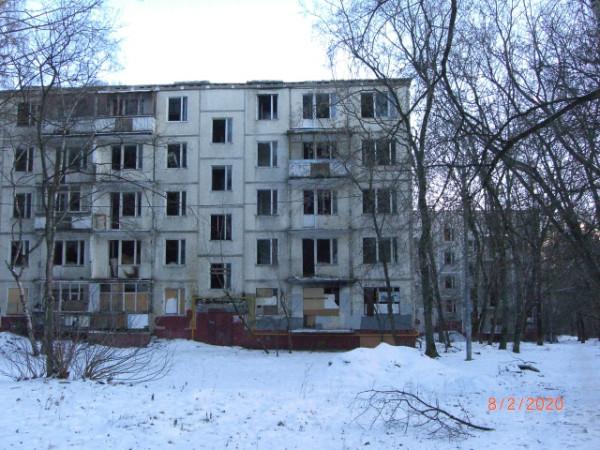 Пятиэтажки в Давыдково