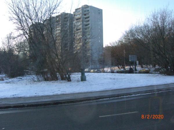 Высокий дом на Давыдковской улице. Дом № 6