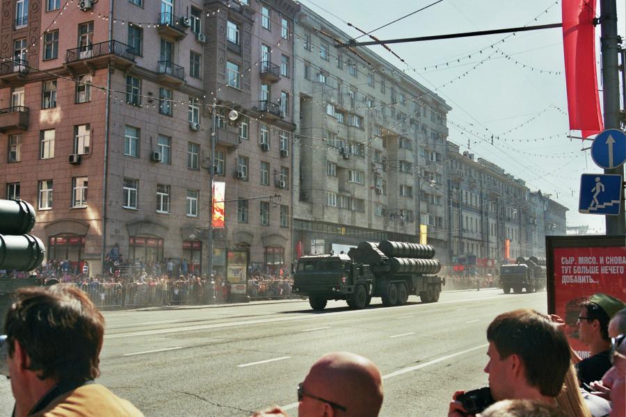 Комплекс ПВО С-400