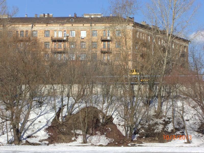 Здание ВНИИНМАШа на улице Шеногина
