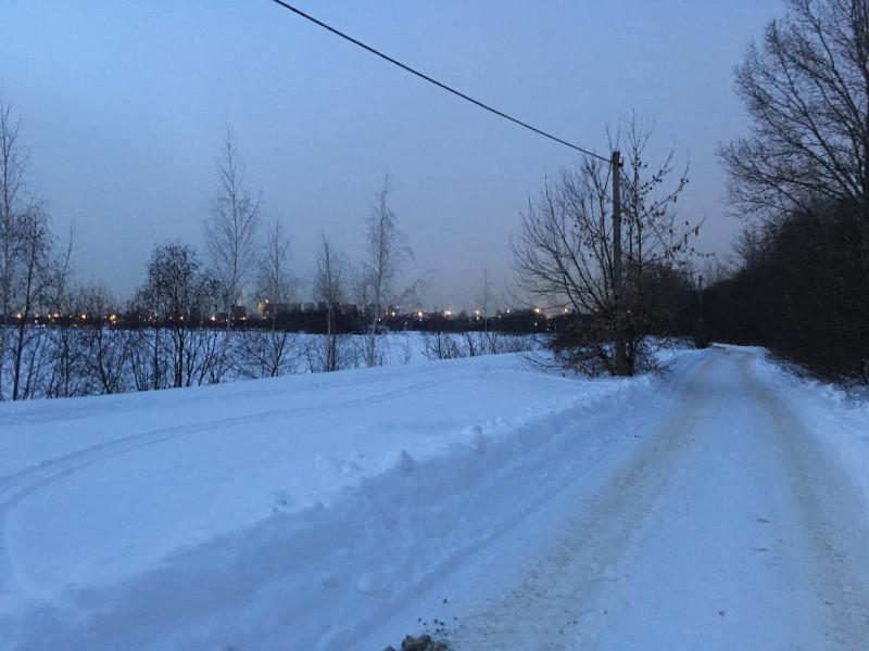 23. По дороге к Строгинскому мосту