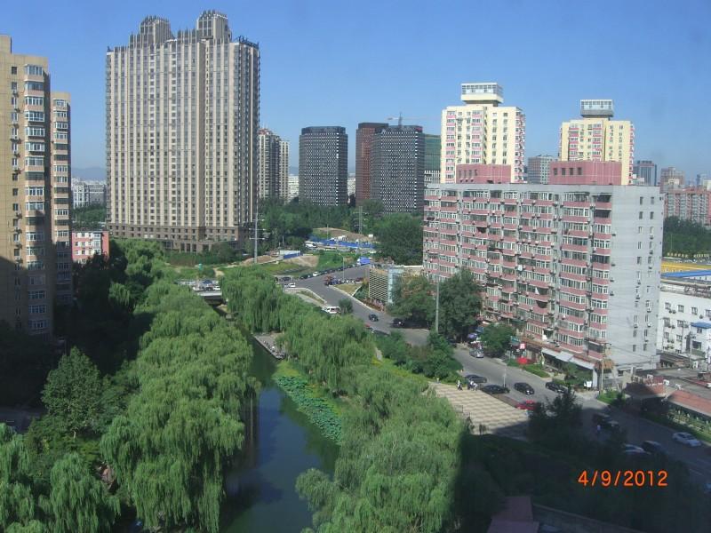 Разные поколения жилых домов Пекина