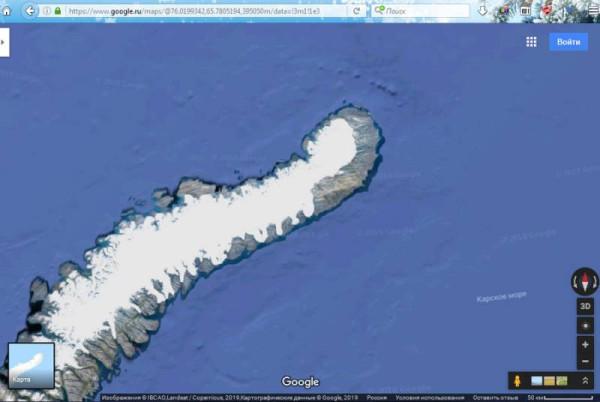 Что скрывают карты Гугл?
