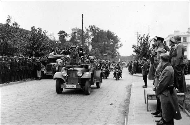 немцы на марше2