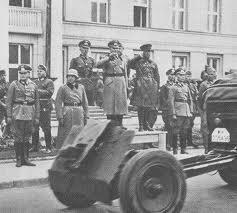 Немцы на маршеs