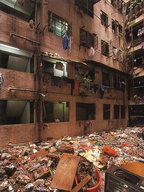 город-крепость Коулун Kowloon Walled City5