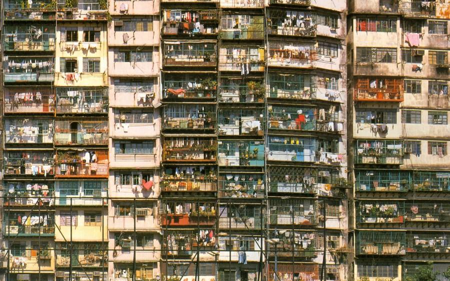 город-крепость Коулун Kowloon Walled City3