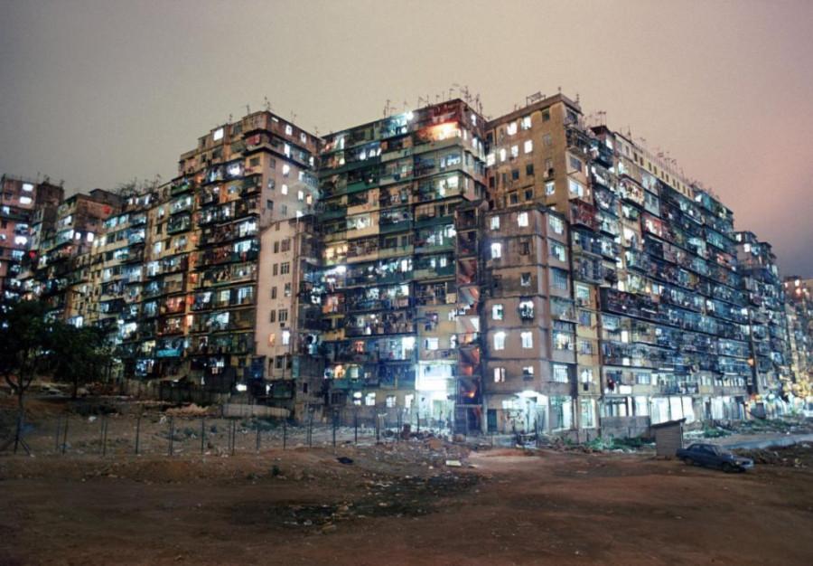 город-крепость Коулун Kowloon Walled City4
