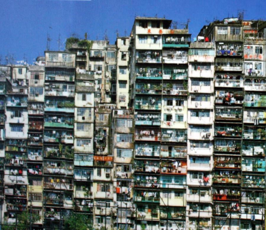 город-крепость Коулун Kowloon Walled City7