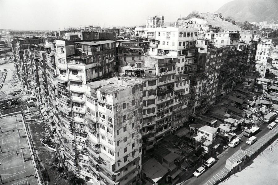 город-крепость Коулун Kowloon Walled City8