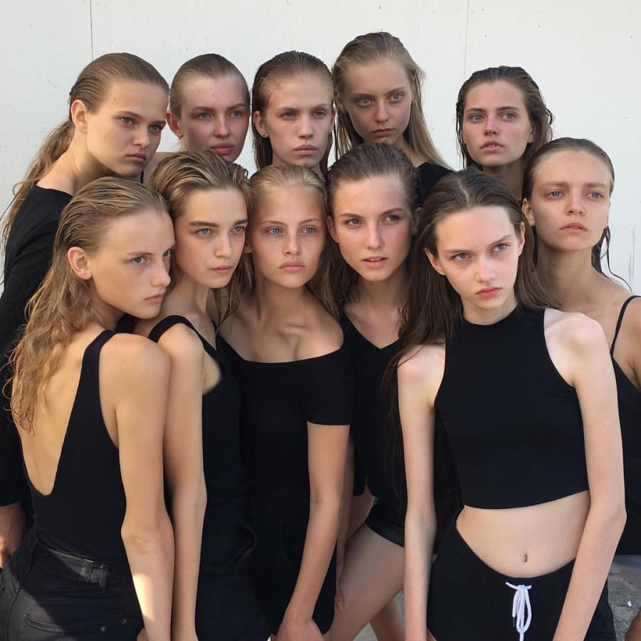 Порно видео кастинг девочки
