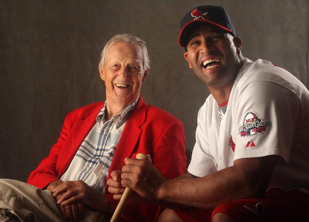 Stan and Albert