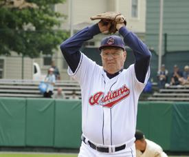 Bob Feller at 91