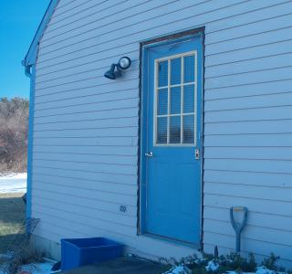 Side Door sans Moulding