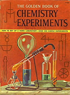 Golden Book of Chemistry Experiments
