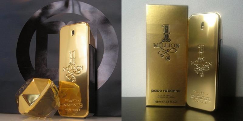 Paco Rabanne 1 Million - композиция вдохновленная сиянием золота