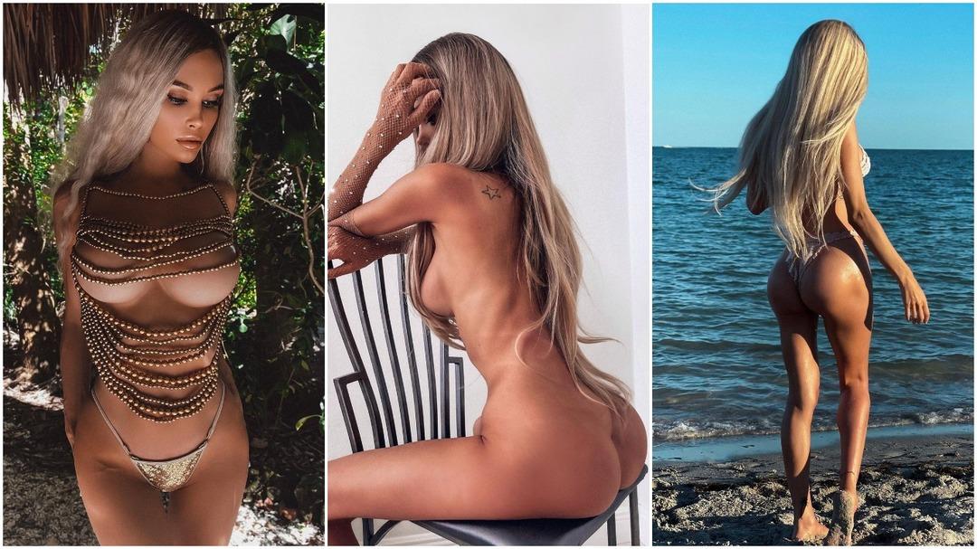 Лилия Ермак на снимках в Instagram
