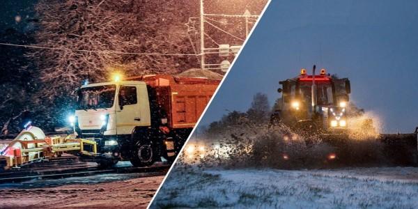 «А снег не знал и падал...»: изучаем разные типы снегоуборочных машин