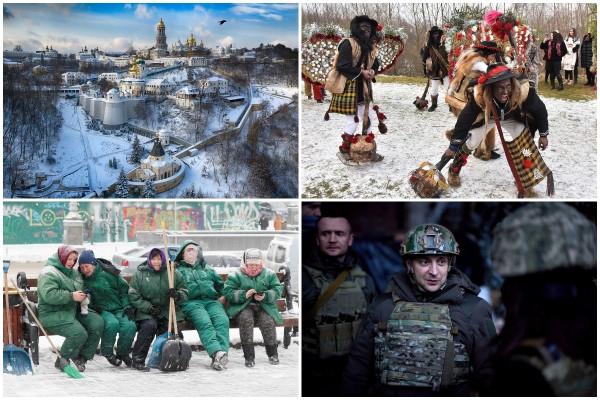 Интересные снимки из Украины