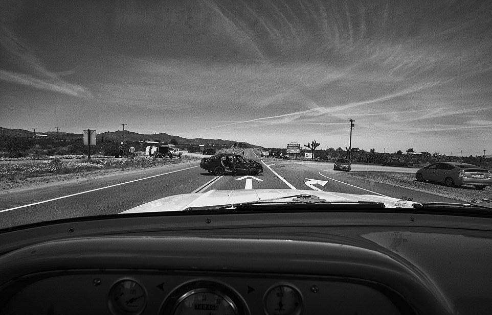 Америка из окна старого пикапа: фотограф проехал 11000 миль по США и сделал серию увлекательных фото