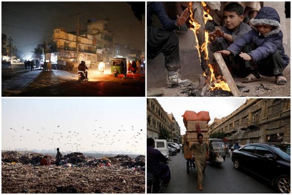 Интересные снимки из Пакистана