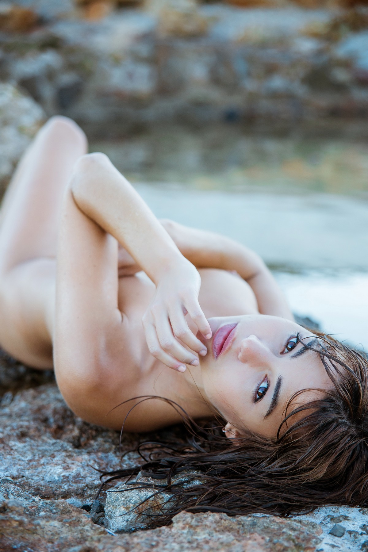 Обнаженная натура на снимках Розы Сципион