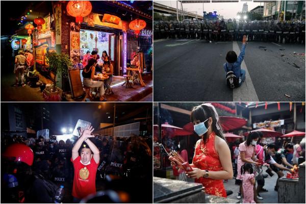 Интересные кадры из Таиланда