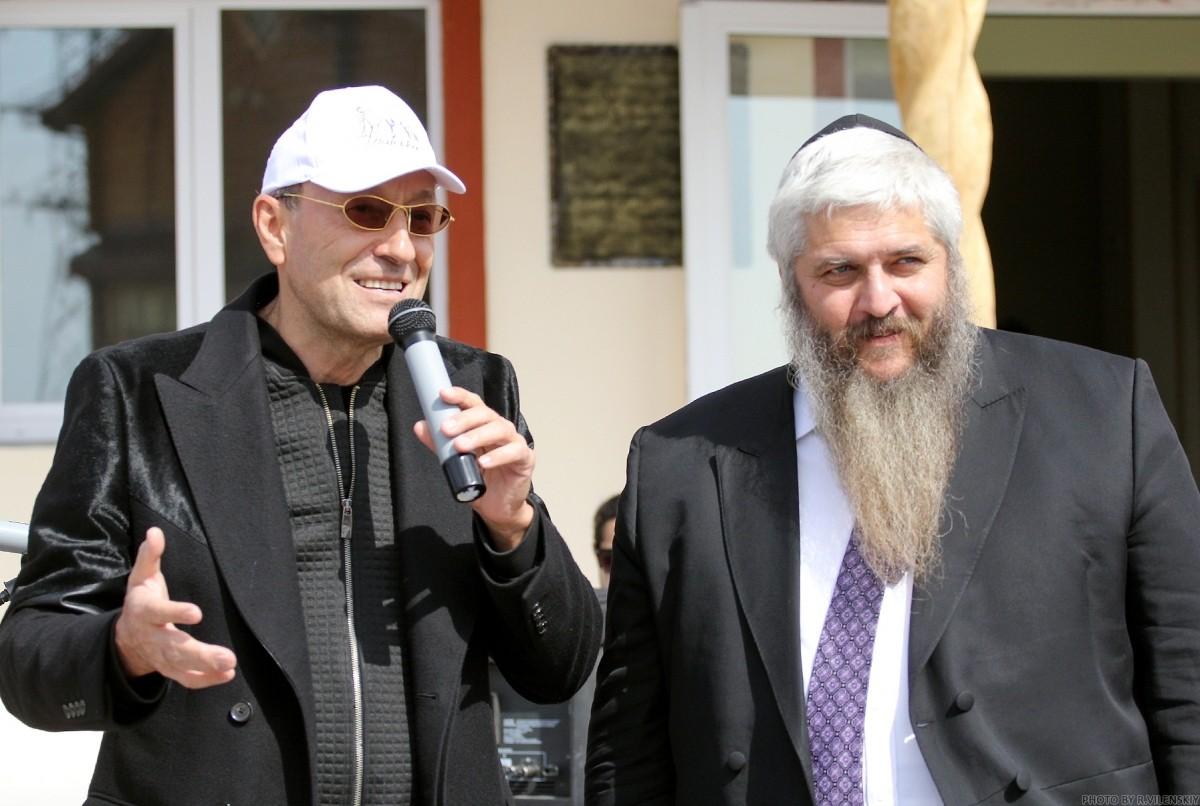 Александр Машкевич против антисемитских скандалов