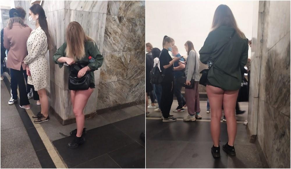 Модники из российского метрополитена 31.05.21