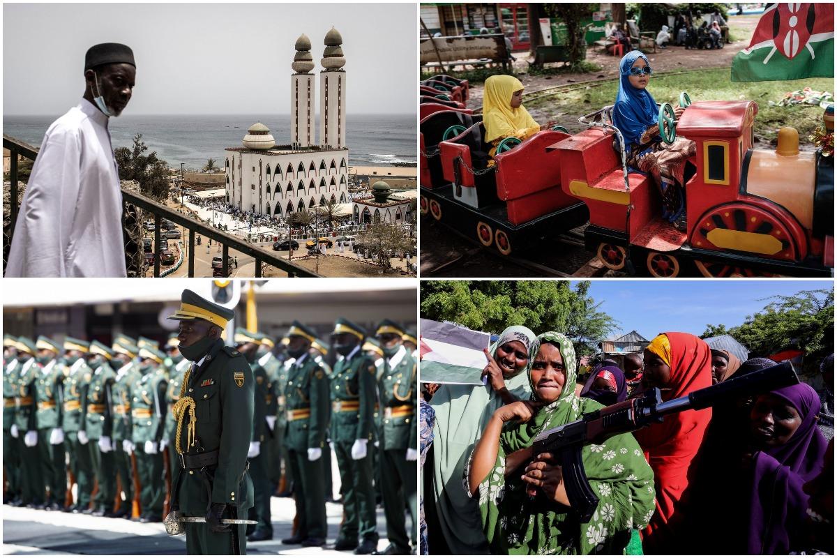 Интересные фотографии из Африки