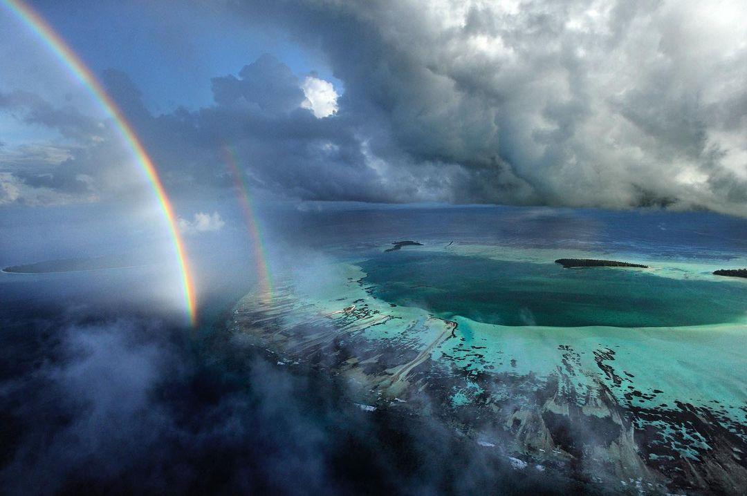 Замечательные снимки из путешествий Томаса Пескака