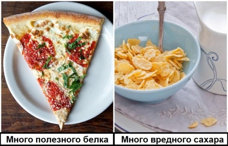 Факты о еде, которые заставят пересмотреть личные взгляды на питание