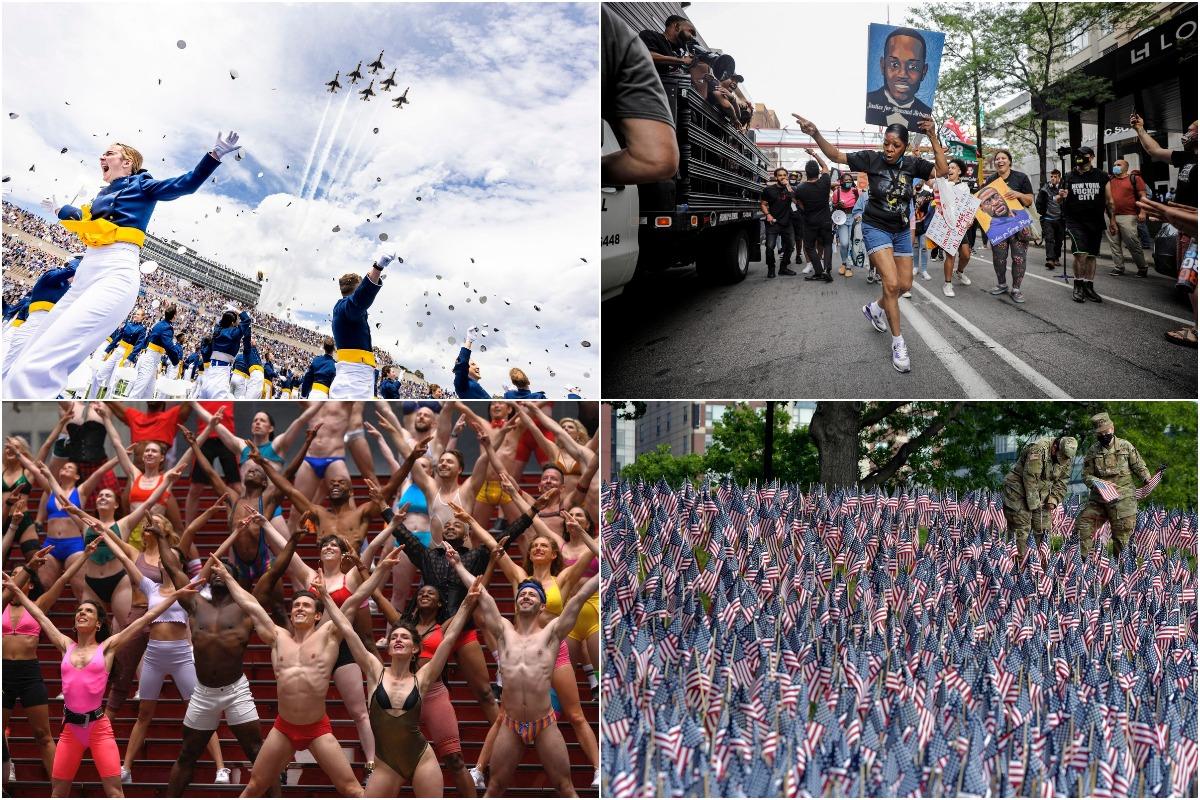 Интересные фото, сделанные на прошлой неделе в США