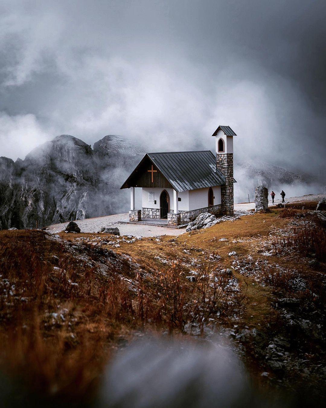 Захватывающие фото из путешествий Мэнди Розенфельд