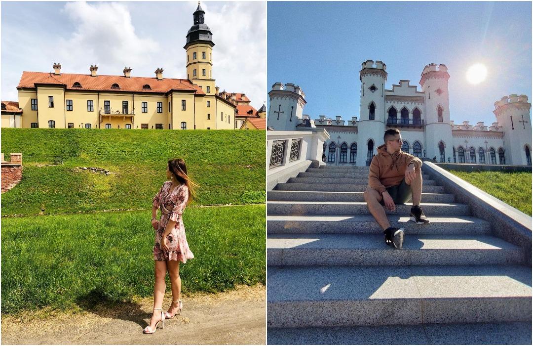 Белорусы открыли сезон путешествий по стране: самые сочные фото из Instagram