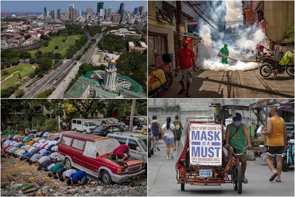 Интересные снимки, сделанные на Филиппинах